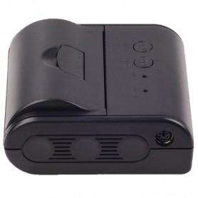 IMPRESORA DE TICKETS GEN ITP-80BT TERMICA BLUETOOTH + SERIE + USB NEGRA (FUNDA DE REGALO)
