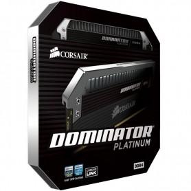 64GB MEMORIA CORSAIR DOMINATOR PLATINUM DDR-4 3000MHZ CMD64GX4M4C3000C15 (KIT 4X16GB)