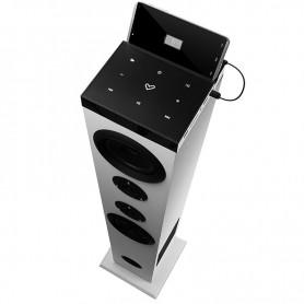 TORRE DE SONIDO ENERGY SYSTEM TOWER 5 BLUETOOTH CON LECTOR MICROSD / USB / FM 60W